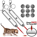 Best Laser Pointer For Cats - Animmo 2X Cat Light Pointers Batteries Included Review