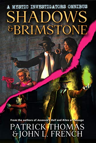Shadows & Brimstone: Mystic Investigators Omnibus 1 (English Edition)