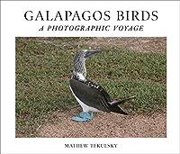Galapagos Birds: A Photographic Voyage