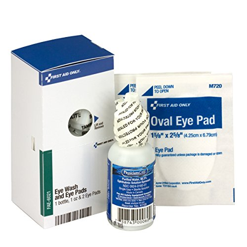 First Aid Only FAE-6021 SmartCompliance Refill Eyewash