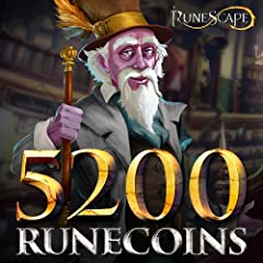 This package contains 5200 RuneCoins View & buy a range of new outfits and accessories, animations and emotes, other items such as titles and bank space increasing booster items.