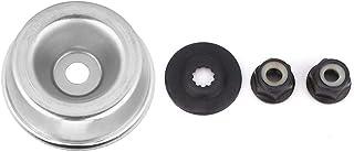 Caredy Accesorios para cortadoras de desbrozadoras de Cubierta de cortacésped Aptos para Stihl Fr85 Fr130T Fr220 Fr350 Fr410 Fr450 Fr460 para cortacésped eléctrico(#1)