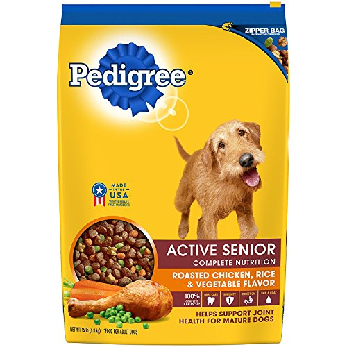 Pedigree Active Senior