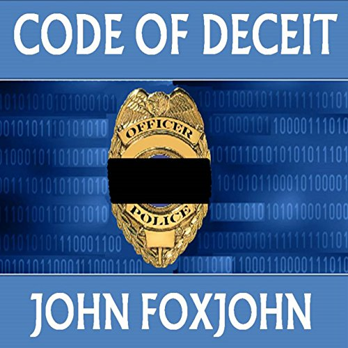 Code of Deceit: A Mystery/Detective Novel audiobook cover art
