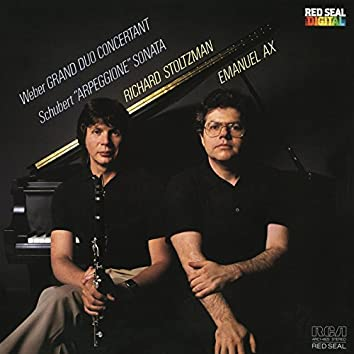 Weber: Grand Duo Concertant, Op. 48 - Schubert: Arpeggione Sonata, D.  821