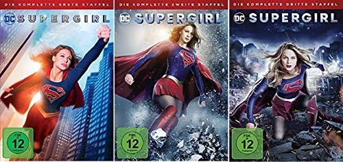 Supergirl Staffel 1-3 (1+2+3) DC Serie [DVD Set]