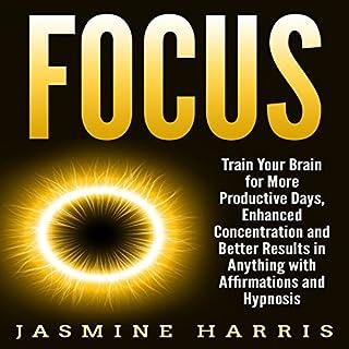 Focus audiobook cover art