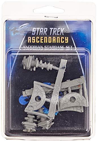 Gale Force Nine GF9ST024 Star Trek Ascendancy: Space Stations (x3) -Andorians