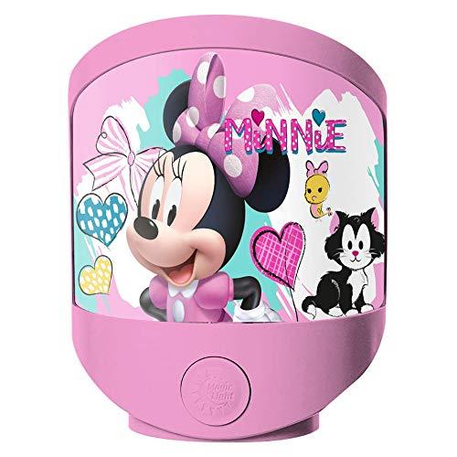 Lampara de noche Minnie 13,50 cms x 15 cms …