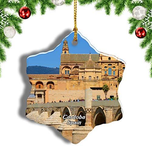 Weekino España Mezquita de Córdoba y Catedral Puente Romano Decoraci