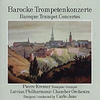 Baroque Trumpet Ctos by Neruda