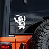 Dark Souls Praise the Sun Vinyl Decal Window Sticker Cars Trucks Windows Walls Laptops | White | 5'