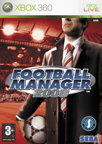 Football Manager 2008 (Xbox 360) [video game]