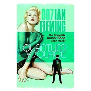 Quantum of Solace audiobook cover art