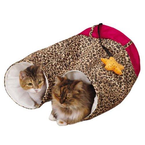 Zanies Rockstar Pants Katze Tunnel Spielzeug Spielen