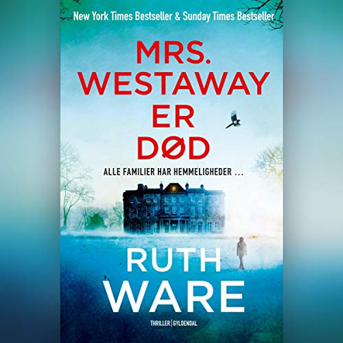 Mrs. Westaway er død cover art