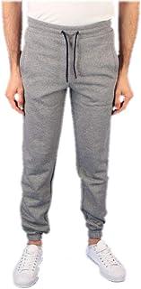 Luxury Fashion   Sun 68 Men F3012434 Grey Cotton Joggers   Spring-summer 20