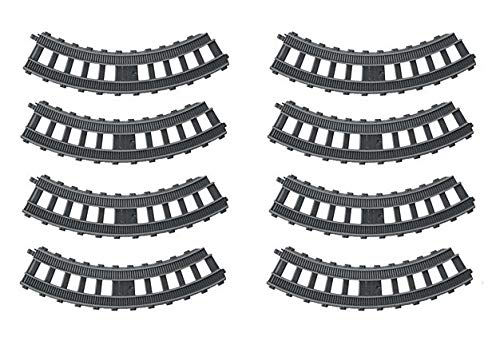Fisher-Price Thomas & Friends Trackmaster, Curved Track Pack (8-Pieces)