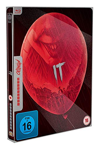 It - Mondo Steelbook. Edición exclusiva de Amazon [Italia] [Blu-ray]