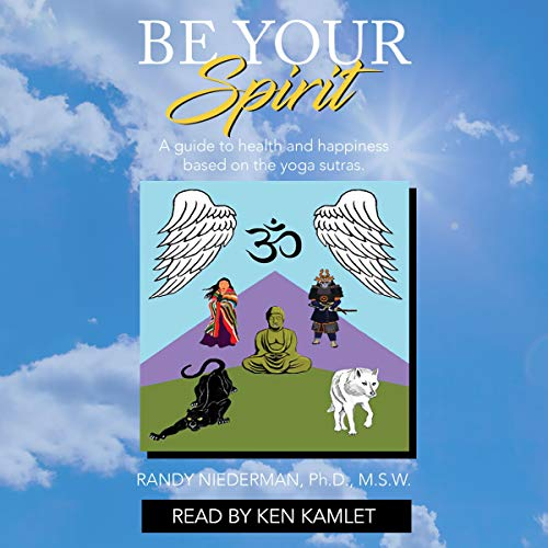 Be Your Spirit audiobook cover art