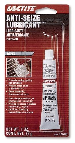 Loctite 495556 Silver-Grade Anti-Seize Lubricant Tube, 1-oz.
