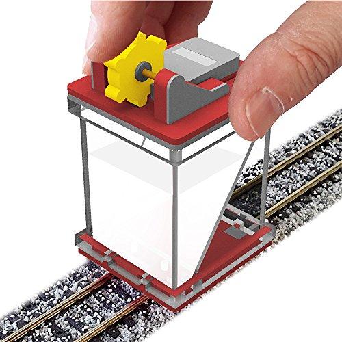 H0 Schotterkleber-Applikator und Spritze