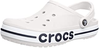 crocs Unisex Adult Bayaband Clogs White