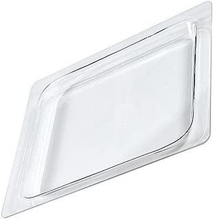 Bandeja lèche churro rectangular de vidrio (400x 325mm)–Horno microondas–Brandt, De Dietrich, Fagor, saltar, Thomson, Sangiorgio
