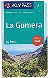 KOMPASS Wanderführer La Gomera: Wanderführer mit Extra-Tourenkarte 1:30000, 67 Touren, GPX-Daten zum Download.