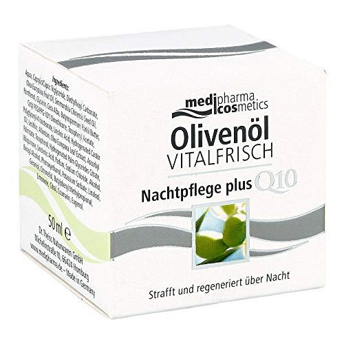 OLIVENÖL VITALFRISCH Nachtpflege Creme 50 ml