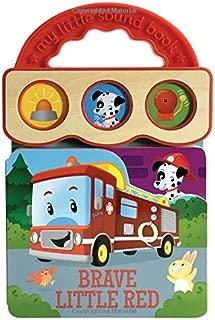 Brave Little Red: Interactive Children's Sound Book (3 Button Sound) (Early Bird Sound Books)
