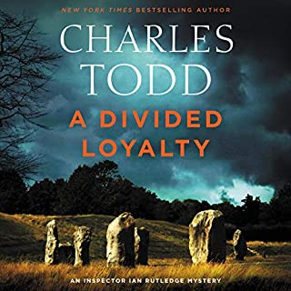 A Divided Loyalty cover art