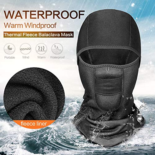 Romsion Mask Outdoor Winter Windbreak Warm Fietsuitrusting Fietsmasker