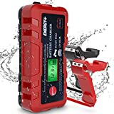 Smart Charger, Sailnovo 6/12V Fully Automatic Battery Charger, Battery Maintainer, And 8-Stages Trickle Charger with Advanced Diagnostic Testing for Automotive Car Motorcycle Lawn Mower Marine Boat