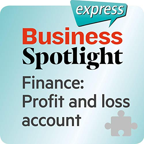 『Business Spotlight express - Kompetenzen: Wortschatz-Training Business-Englisch - Finanzen - Gewinn- und Verlustrechnung』のカバーアート