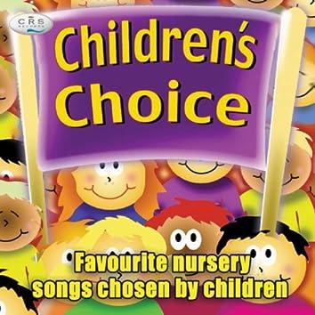 Children's Choice - Nursery Songs Chosen By Children