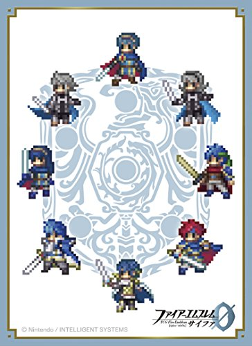 Fire Emblem 0 Cipher Line Up Pixels Trading Character Sleeve Card Game Anime FE 66 image