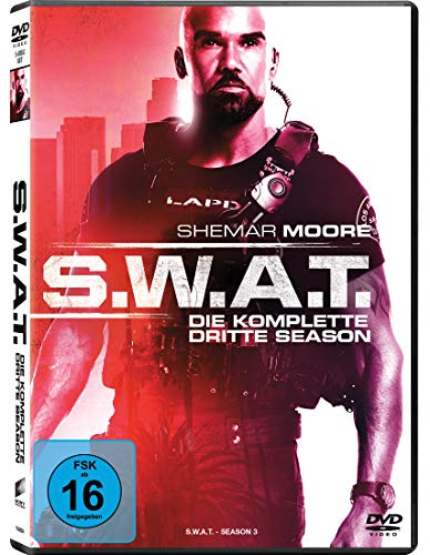 Produktbild von S.W.A.T. - Die komplette dritte Season [6 DVDs]