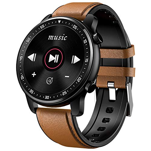 VBF Smart Watch, Moda Business, Bluetooth Call, Sports, Salud Tracking Watch, MT1 Men para Android iOS,B