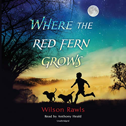 Where the Red Fern Grows Titelbild