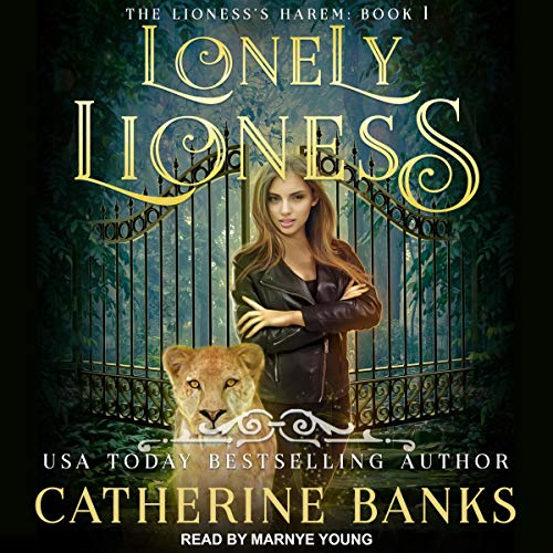 Couverture de Lonely Lioness