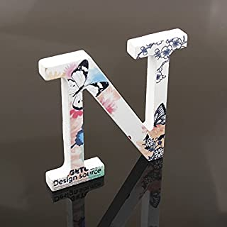 Decorativo De madera Letras Original Color 26 Alfabeto Madera Letras para ombre Para ni/ños Cumplea/ños Fiesta Boda Casa Decoraci/ón y Cuarto H Gspirit