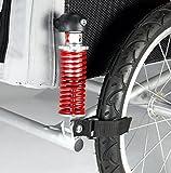 Petego Comfort Wagon M – gefederter Aluminium Hundeanhänger Fahrradanhänger - 7