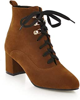 BalaMasa Womens ABS13930 Pu Boots