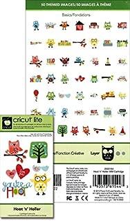 Best cricut cartridges with owls Reviews