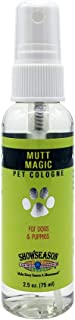 Showseason Animal Products Mutt Magic Pet Cologne 2.5 oz for Dogs
