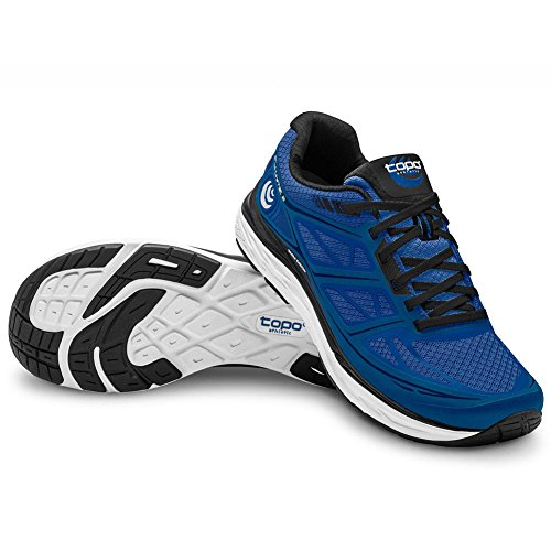 Topo Athletic Men's FLI-Lyte 2 Running Shoe Blue/Black 8.5