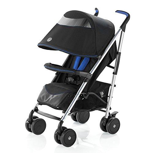 """knorr-baby 845011 Buggy Volkswagen\""""Convert\"""", schwarz/blau"""