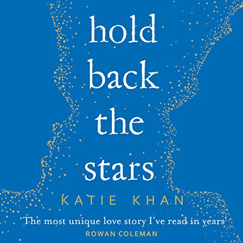 Hold Back the Stars audiobook cover art