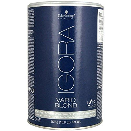 Schwarzkopf Igora Vario Blond Extra Power 02/13 Poudre 450 ml
